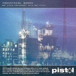 Pistol Instruments Industrial Bangs