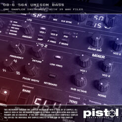 OB-6 564 Unison Bass